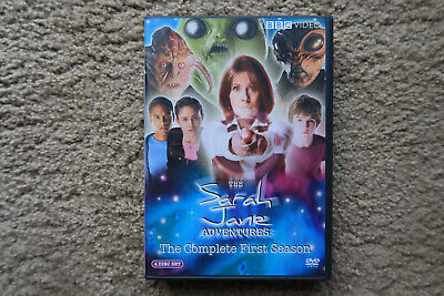 The Sarah Jane Adventures - Complete First Season - Doctor Who - 4 DVDs