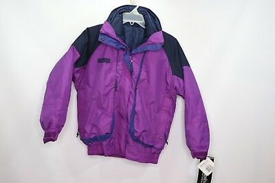 Vintage 90s New Columbia Womens Small Powder Keg Parka 4 In 1 Winter Jacket 4in 1 Parka