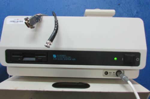 Allergan Humphrey A/B Scan 835 with both probes