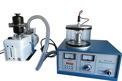 Plasma Sputtering Coater With Two-year Warranty Incl. Shipping Custom - Promo