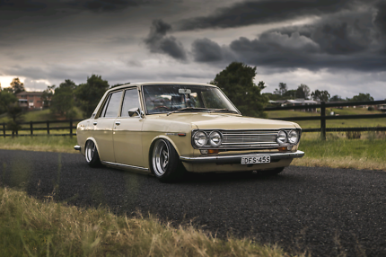 Airbagged Datsun 1600 Sutherland Sutherland Area Preview