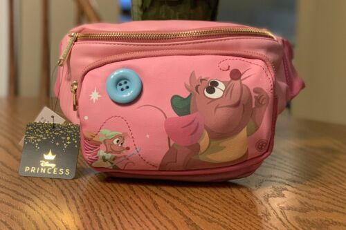 Loungefly Cinderella Gus Fanny Pack