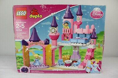 Lego Duplo 6154 Disney Princess Cinderella Castle