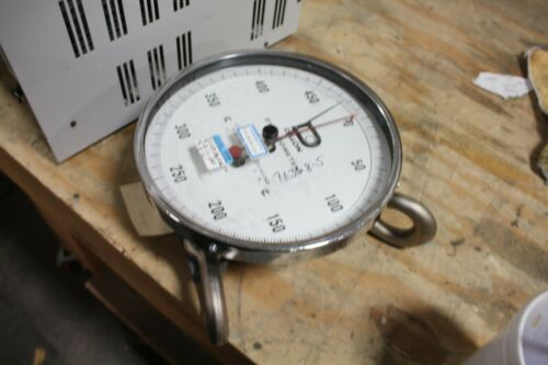 Dillon Dynamometer 500LB- 2LB Division