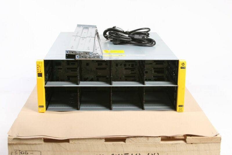 HPE M6720 3.5 INCH 4U SAS DRIVE ENCLOSURE QR491A