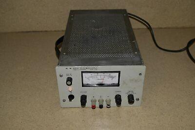 Hewlett Packard Hp 6291a Dc Power Supply- 0 To 40v 5a