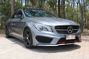 Mercedes-Benz CLA250 2014 MY14 Birkdale Redland Area Preview