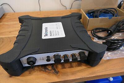 Tektronix Rsa507a Spectrum Analyzer 7.5 Ghz With Tracking Generator Opt