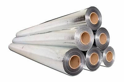 1000 Sqft Radiant Barrier Attic Foil Reflective Insulation 4 X 250 Perforated