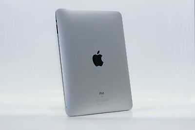 Apple iPad 1st Gen. 64GB, Wi-Fi, 9.7in - Black, B Grade