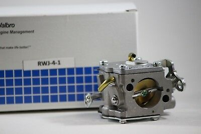 RWJ-4B-1 WALBRO CARBURETOR OEM GENUINE FOR HUSQVARNA 365Xtorq, 372Xtorq