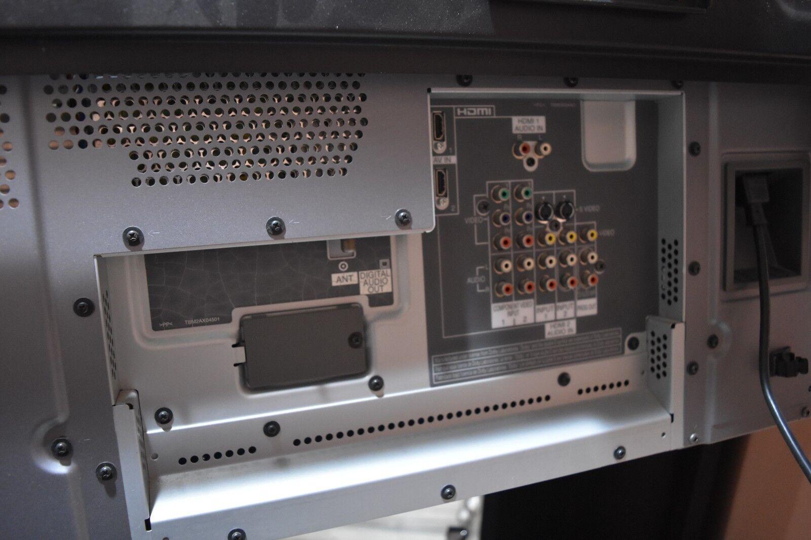 """Panasonic Viera TH-42PX60U 42"""" HD Plasma Television"""