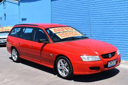 2005 Holden Commodore VZ Executive Wagon 5dr Auto 4sp Enfield Port Adelaide Area Preview