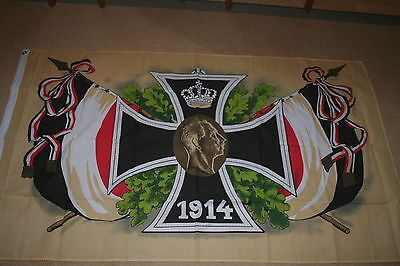 Fahne Flagge Kaiserreich Eisernes Kreuz 1914 150 x 90