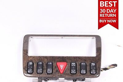 98-02 Mercedes W208 CLK320 CLK430 Center Console Dashboard Control Panel A58 OEM