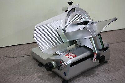 General Slicing Professional Deli Meat Slicer Sm-12a