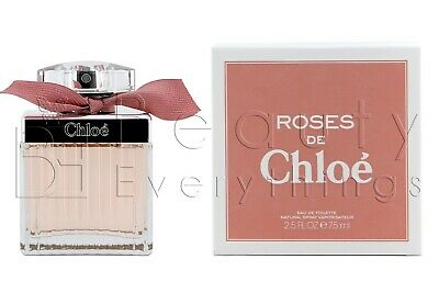 Roses De Chloe by Chloe 2.5oz / 75ml EDT Spray NIB Sealed Women's Perfume
