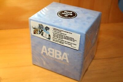Used, ABBA The Complete Studio Recordings *NEW IN SEALED BOX* for sale  Quebec