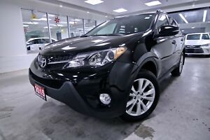 2015 Toyota RAV4 Limited Navigation|Backup Camera|Heated seats|B