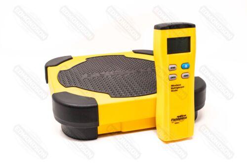 Fieldpiece SRS3 Wireless Refrigerant Scale - 0-252 lbs - Job Link