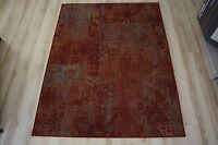 Patchwork Tappeto Pavimento Tappeto Rosso 90x160 Cm -  - ebay.it