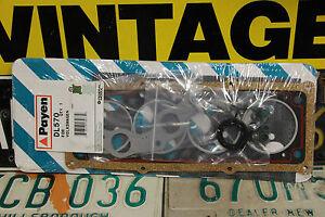 Pochette de joints joints moteur Volkswagen Golf , Jetta , Polo 1.3L ref : DL570 - France - État : Neuf: Objet neuf et intact, n'ayant jamais servi, non ouvert, vendu dans son emballage d'origine (lorsqu'il y en a un). L'emballage doit tre le mme que celui de l'objet vendu en magasin, sauf si l'objet a été emballé par le fabricant d - France