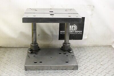Accurate Mfg 8 X 10 Punch Press Die 23e