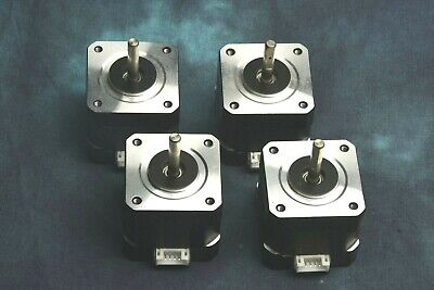 Set Of 4 Nema-17 42mm 2-phase Hybrid Stepper Motor