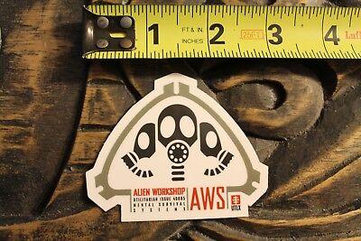 "DGK Logo Skate Sticker LOS ANGELES LA SKYLINE 2.5 X 5/"" skateboards helmets decal"
