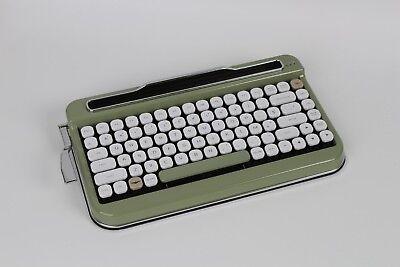 Penna Keyboard - CherryBlueSwitch-Diamon Keycaps-OliveGreen Body - FR Layout
