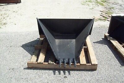 43 Skid Steer Stump Bucket Saw Teeth Made In The Usa Fits All Brands New