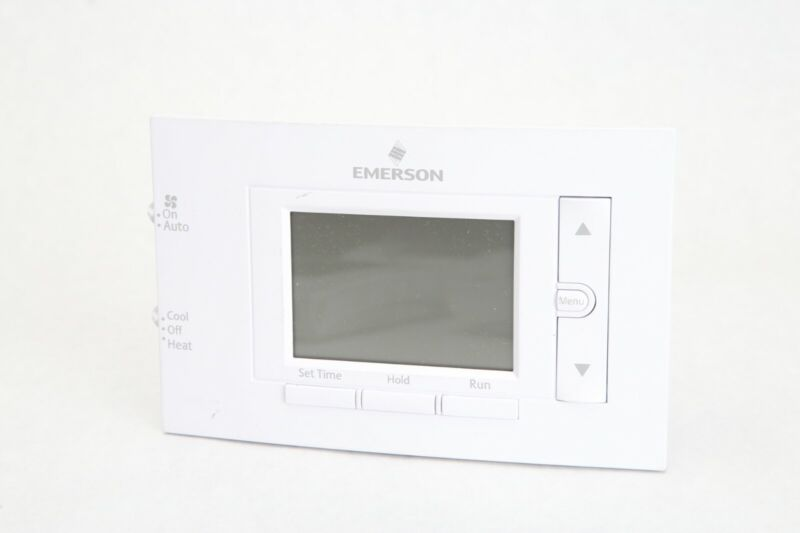 Emerson 1F83C-11NP Conventional 1H//1C Non-Programmable Thermostat