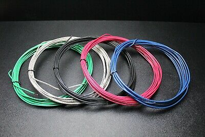 12 Gauge Thhn Wire Solid Pick 4 Colors 50 Ft Each Thwn 600v 90c Cable Awg