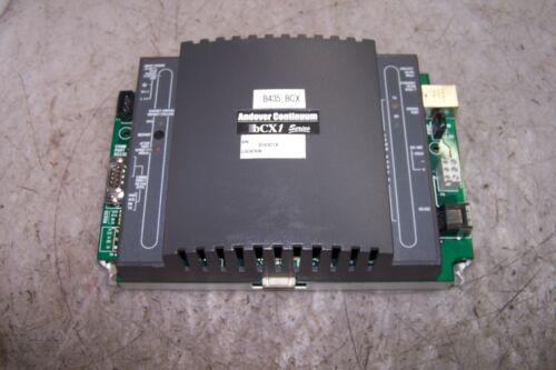 SCHNEIDER ELECTRIC BCX1 ANDOVER INFINET CONTROLLER 24 VAC 40 VA