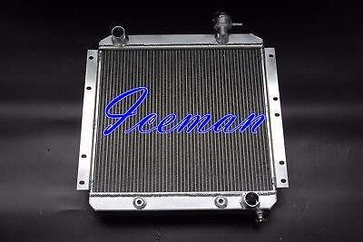 3 ROWS  ALL ALUMINUM RADIATOR FIT  for Toyota Land Cruiser