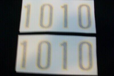 John Deere 1010 Decal - Vinyl