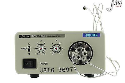 3697 Jasco Column Selection Unit Hv-992-01