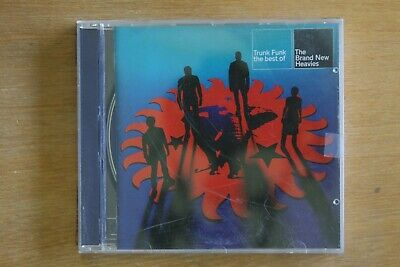 The Brand New Heavies – Trunk Funk - The Best Of     (Box (Best Boxing Trunks Brand)