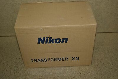 Jm Nikon Transformer Model Xn - New Jq116