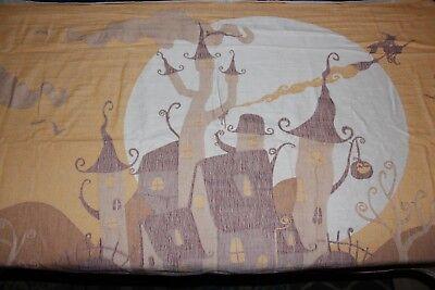 wie NEU: FIDELLA Tragetuch Embellished Castle Halloween Herbst Gr. 6 460 cm