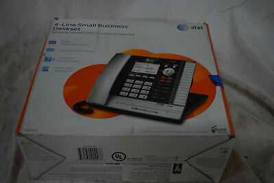 Att Ms2015 4 Line Small Business System Phone - New In Box