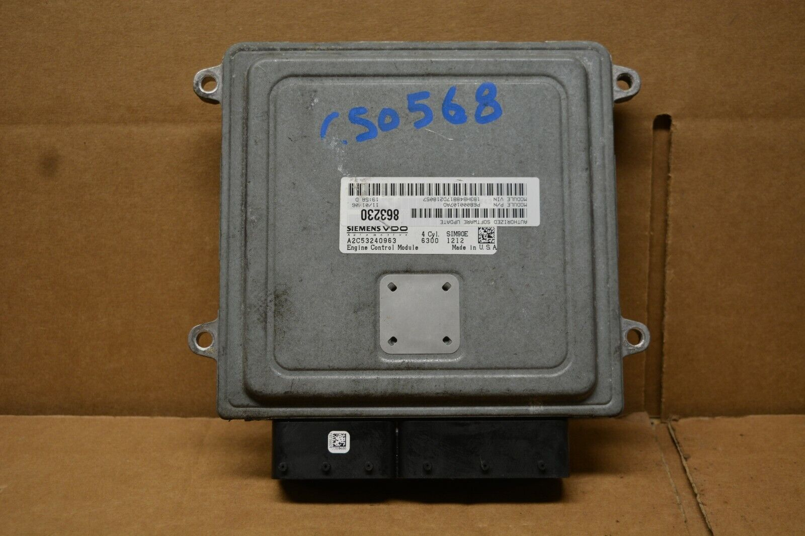 Used 2007 Dodge Caliber Engine Computers for Sale