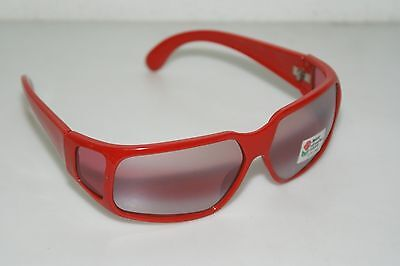 Vintage Classic Wrap Around Sports All Weather Rose Sunglasses