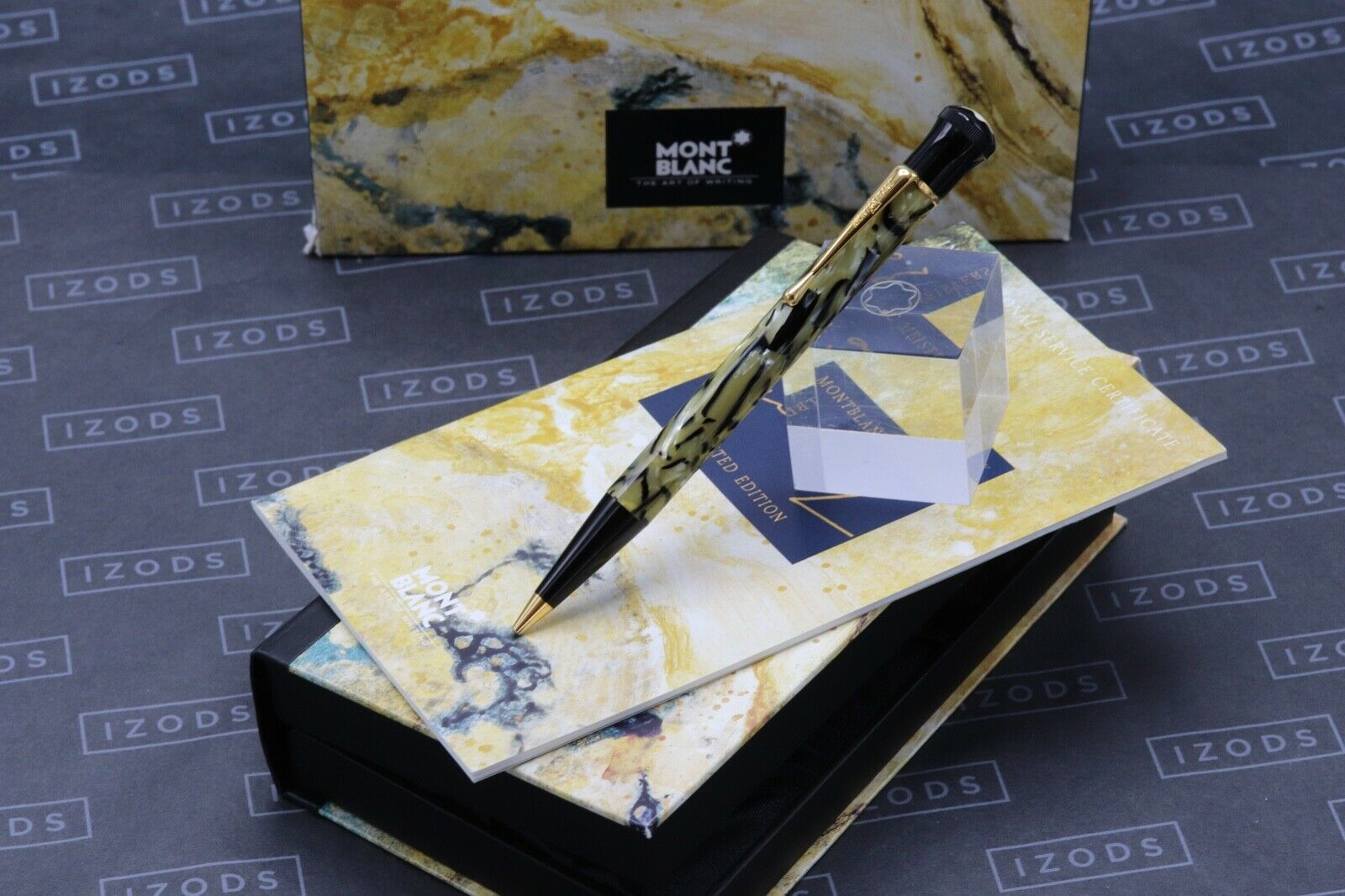 Montblanc Oscar Wilde Writers Limited Edition Mechanical Pencil
