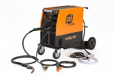 Sa Ionmig 250 Igbt Mig Welding Machine 220 V Flux Coredlift Tigstick