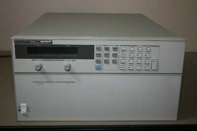 Hp Keysight 6684a Dc Power Supply 0-50v 0-100 Amp Calibrated 30 Day Warranty