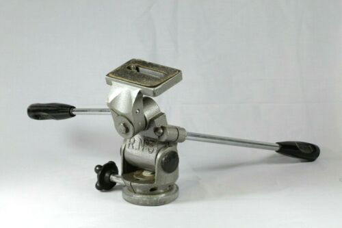 Vintage Gitzo R. No.3 Tripod Head