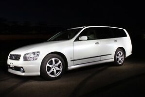 2001 Nissan Stagea NM35