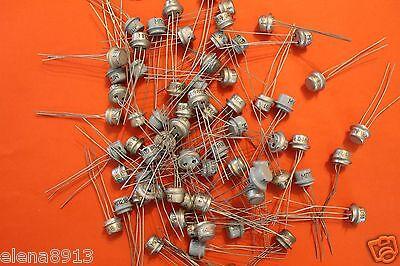 Mp21v T242 Germanium Transistor Ussr Lot Of 35 Pcs