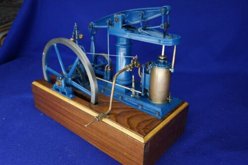 ME Beam Steam Engine, precise runner with governor.